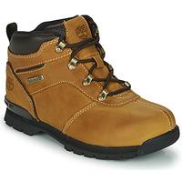 Skor Barn Boots Timberland SPLITROCK 2 Brun