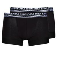Underkläder  Herr Boxershorts DIM 3D FLEX STAY & FIT X 3 Svart