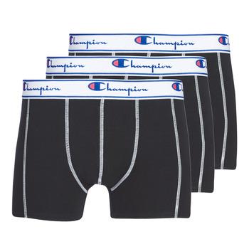 Underkläder  Herr Boxershorts Champion UNI X3 Svart