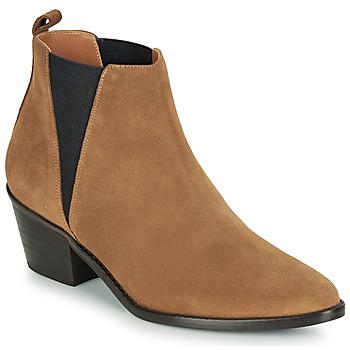 Skor Dam Boots Castaner GABRIELA Cognac