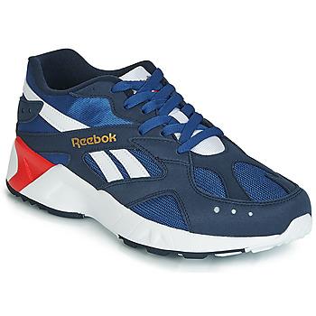 Skor Herr Sneakers Reebok Classic AZTREK Blå