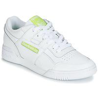 Skor Sneakers Reebok Classic WORKOUT PLUS MU Vit