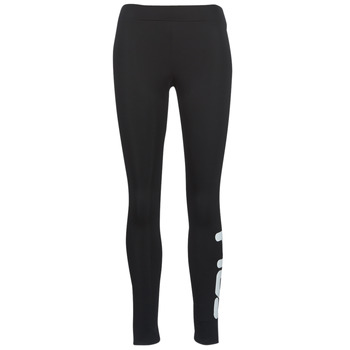 textil Dam Leggings Fila FLEX LEGGINGS Svart