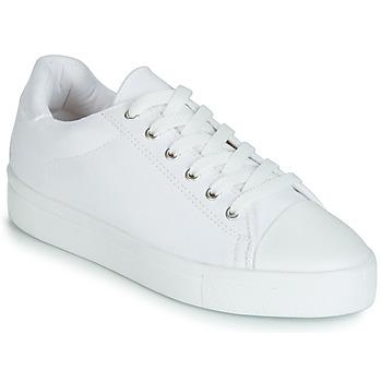Skor Dam Sneakers André SAMANA Vit