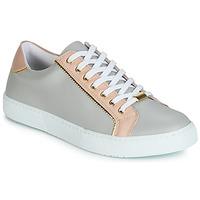 Skor Dam Sneakers André BERKELITA Grå