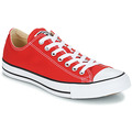 Skor Sneakers Converse CHUCK TAYLOR ALL STAR CORE OX Röd