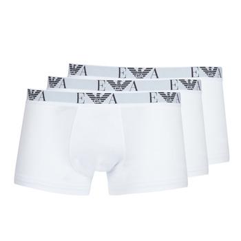 Underkläder  Herr Boxershorts Emporio Armani CC715-111357-16512 Vit