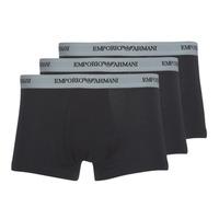 textil Herr Boxershorts Emporio Armani CC717-111357-00120 Svart
