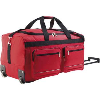 Väskor Mjuka resväskor Sols VOYAGER BIG TRAVEL Rojo