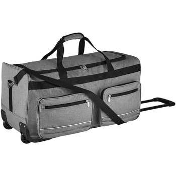 Väskor Mjuka resväskor Sols VOYAGER BIG TRAVEL Gris