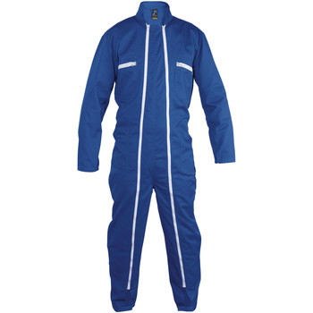 textil Uniform Sols JUPITER PRO MULTI WORK Azul