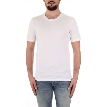 textil Herr T-shirts Selected 16057141 Bianco