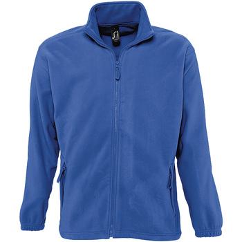 textil Herr Fleecetröja Sols NORTH POLAR MEN Azul