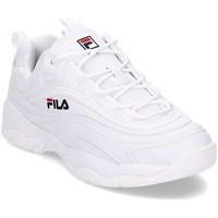 Skor Herr Sneakers Fila Ray Vit