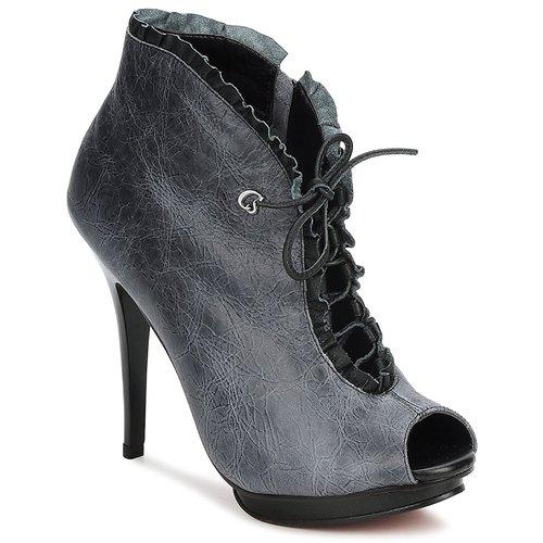 Skor Dam Boots Carmen Steffens 6002043001 Svart / Grå
