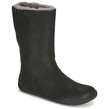 Skor Dam Boots Camper PEU CAMI Svart