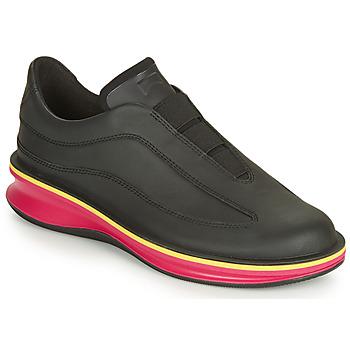 Skor Dam Sneakers Camper ROLLING Svart / Rosa