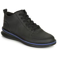 Skor Herr Sneakers Camper ROLLING Svart / Blå