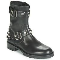 Skor Dam Boots Tosca Blu GISELLE Svart