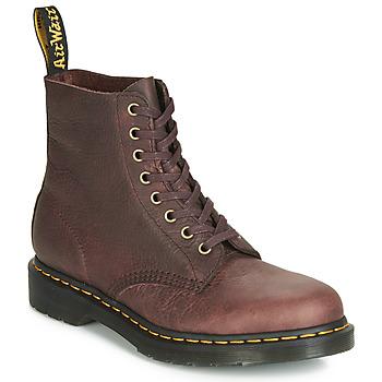 Skor Herr Boots Dr Martens 1460 PASCAL Brun