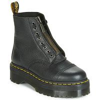 Skor Dam Boots Dr Martens SINCLAIR AUNT SALLY Svart