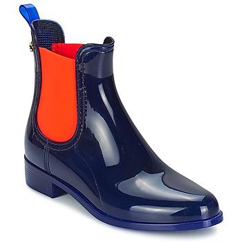 Skor Dam Boots Lemon Jelly PISA Blå / Orange