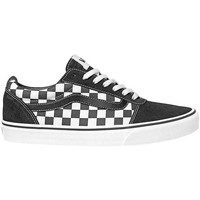 Skor Herr Sneakers Vans MN Ward Vit,Svarta,Gråa