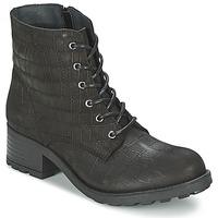 Skor Dam Boots Shoe Biz RAMITKA Svart