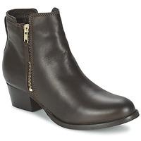 Skor Dam Boots Shoe Biz ROVELLA Brun