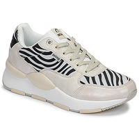 Skor Dam Sneakers MTNG 69867-C47433 Svart / Vit