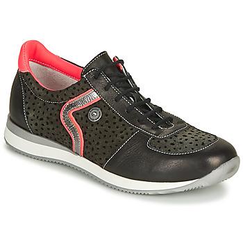 Skor Flickor Sneakers Catimini CISTUDE Svart