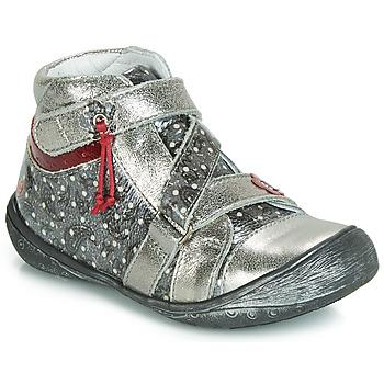Skor Flickor Boots GBB NADETTE Silver