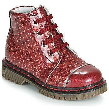 Skor Flickor Boots GBB NEVA Röd
