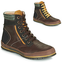 Skor Pojkar Boots Achile MANUEL Brun