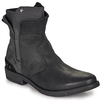 Skor Flickor Boots Ikks PAMELA Svart