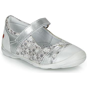Skor Flickor Ballerinor GBB PRINCESSE Silver