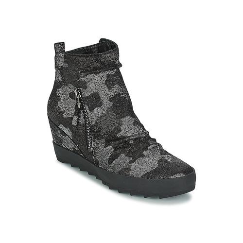 Skor Dam Boots Kennel + Schmenger ALISA Grå