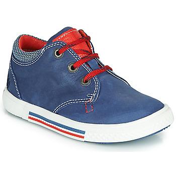 Skor Pojkar Sneakers Catimini PALETTE Blå