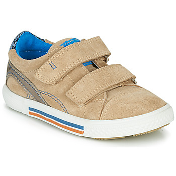 Skor Pojkar Sneakers Catimini PERRUCHE Beige