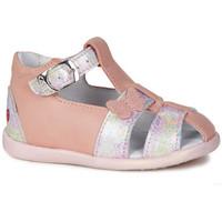 Skor Flickor Höga sneakers GBB GASTA Rosa