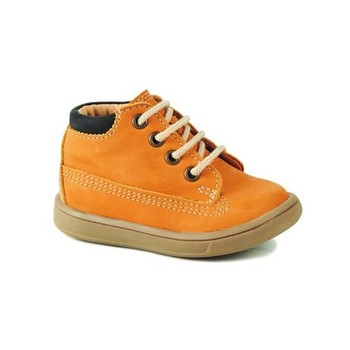 Skor Pojkar Höga sneakers GBB NORMAN Orange