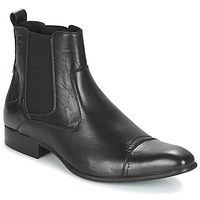 Skor Herr Boots Carlington RINZI Svart