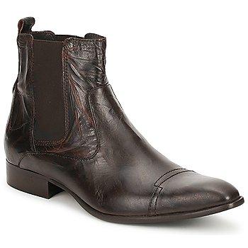 Skor Herr Boots Carlington RINZI Brun