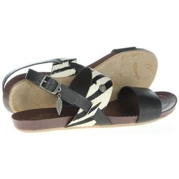 Skor Dam Sandaler Wrangler Lola Safary WL141652-62 black