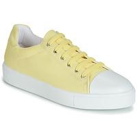 Skor Dam Sneakers André SAMANA Gul