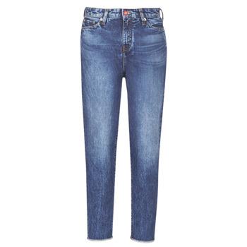 textil Dam Jeans boyfriend Armani Exchange 6GYJ16-Y2MHZ-1502 Blå