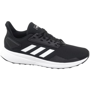 Skor Dam Sneakers adidas Originals Duramo 9 K Vit,Svarta