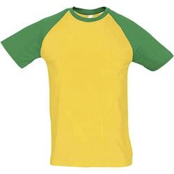 textil Herr T-shirts Sols FUNKY CASUAL MEN Multicolor