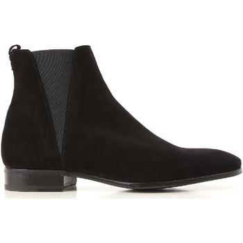 Skor Herr Boots D&G A60176 AU998 80999 nero