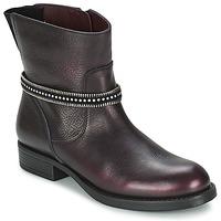 Skor Flick Boots Unisa GEMA Bordeaux